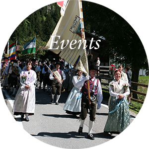 Events in Canazei