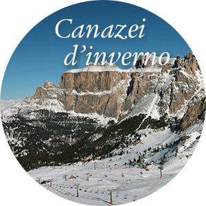 Canazei d'inverno
